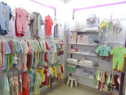 оборудование для магазина детской одежды